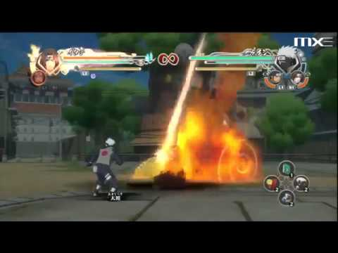 All Jutsus/ Ultimates /Naruto Shippuden Ultimate Ninja Storm Generations