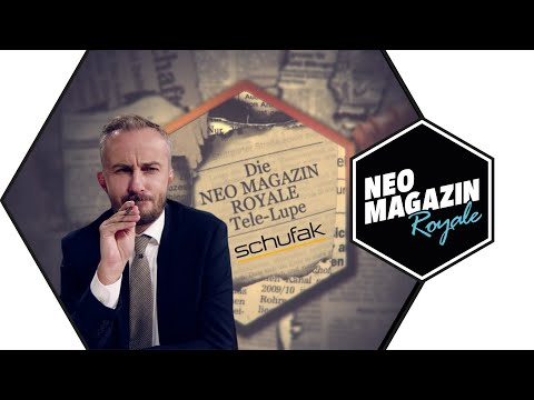Download Die Telelupe: Schufa | NEO MAGAZIN ROYALE mit Jan Böhmermann - ZDFneo Mp4 baru