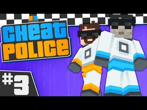 Minecraft - Blackrock Chronicle - Cheat Police #3 (yogscast Complete Mod Pack) video