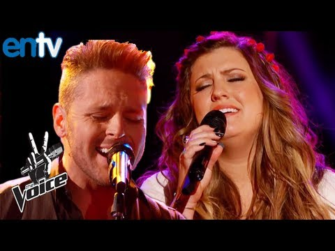 Sarah Simmons, Judith Hill and Kockout Rounds - The Voice S4
