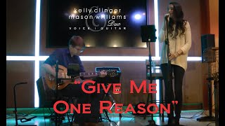 Give Me One Reason - Kelly and Mason Duo - Agave, Naples FL 04/07/2017