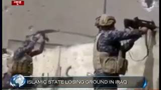 World Konnect (29 April, 2017) - Islamic state suffers heavy casualties in Iraq