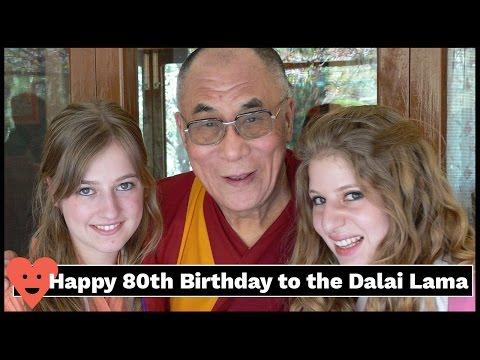 Dalai Lama birthday video