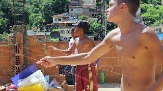 Equipe Mirim do Pipa Combate - Linha com Coco