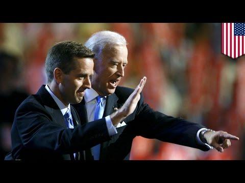 Beau Biden, son of Vice President Joe Biden dead at 46 after battle with brain cancer- TomoNews
