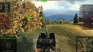 T92, Редшир, Стандартный бой