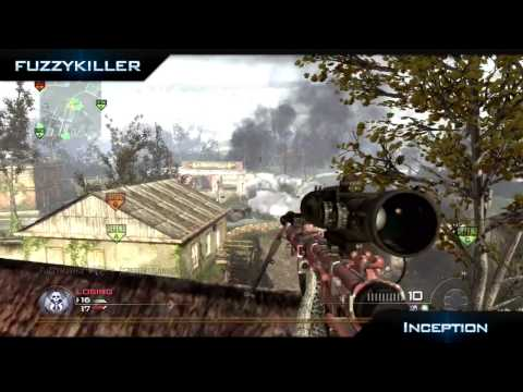 Fuzzy Killer Inception Mw2 Montage