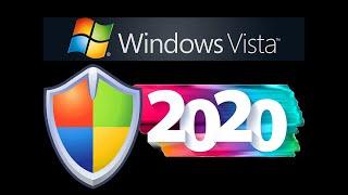 Window Vista Updates through 2020