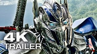 TRANSFORMERS 4: Ära des Untergangs Offizieller Trailer Deutsch German | 2014 [4K]