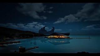 FINAL FANTASY XV - Galdin Quay (2 Hours Time Lapse)