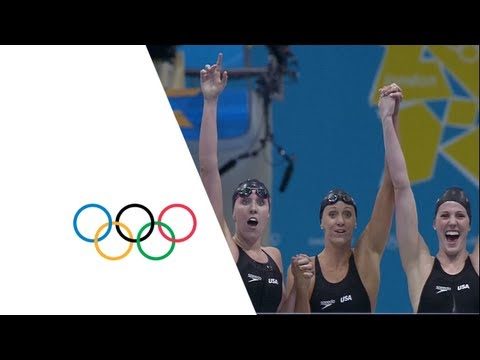Swimming Women's 4 x 200m Freestyle Relay Final Replay - London 2012 Olympic Games