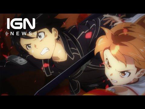 Sword Art Online Animated Movie Announced - IGN News