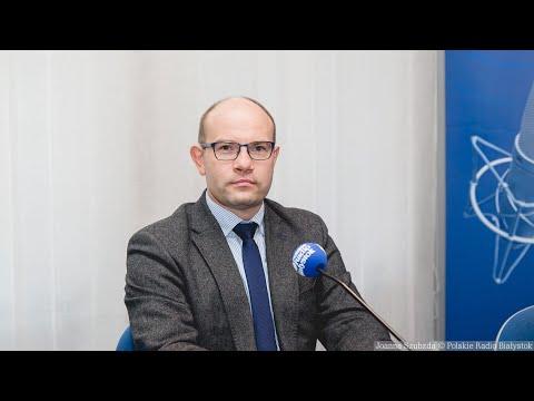 Artur Kosicki W Polskim Radiu Białystok - Rozmowa