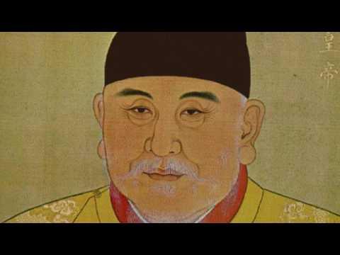 Китайский император Чжу Юаньчжан - основатель династии Мин (рассказывает Наталия Басовская)
