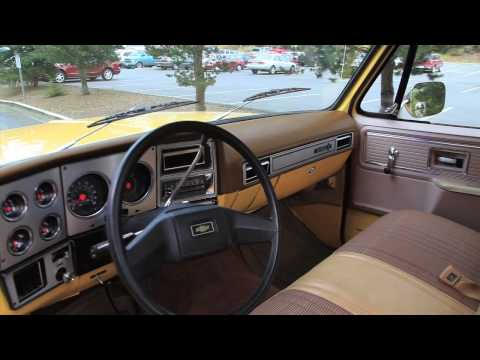 SOLD    1978 CHEVROLET SCOTTSDALE BIG 10 PICKUP  For Sale Drager's  206-533-9600