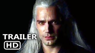 THE WITCHER Official Trailer TEASER (2019) Henry Cavill Netflix Series HD