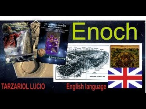 """The """" spaceship Cities """" founded by the patriarch Enoch"""