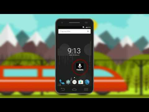 Indian Railway Train Status APK Cover