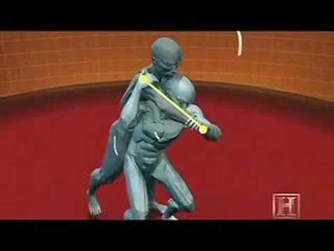 Tecnicas de combate y defensa personal