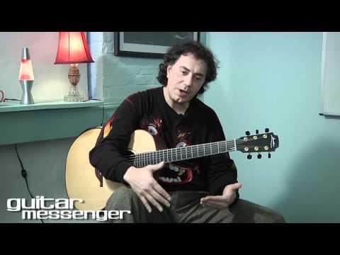 Pierre Bensusan: GuitarMessenger.com Masterclass