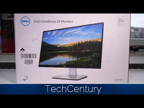 Dell UltraSharp U2515H WQHD IPS Monitor Unboxing