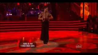 KELLY MONACO VAL PASO DOBLE FINAL Dancing With The Stars GH General Hospital Sam DWTS Promo 11-26-12