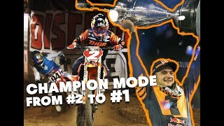 The 2019 AMA 450 Supercross Champion Cooper Webb | Moto Spy Supercross