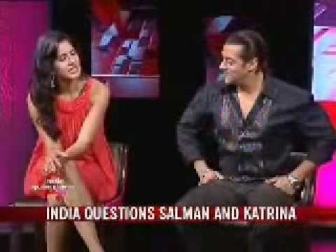 India Question With Salman Khan and Katrina Kaif Part1