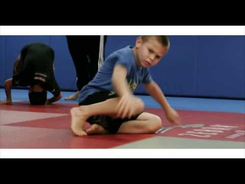 Kids Brazilian Jiu Jitsu Training Champions at Vagner Rocha Martial Arts Image 1