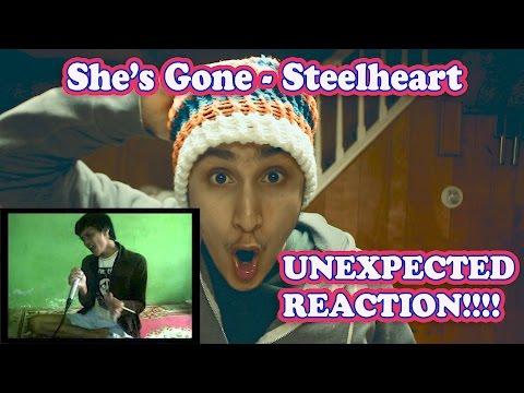 She's Gone - Steelheart Cover | *UNEXPECTED REACTION*