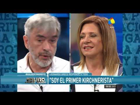 La confesión del periodista que ama profundamente a Cristina Kirchner