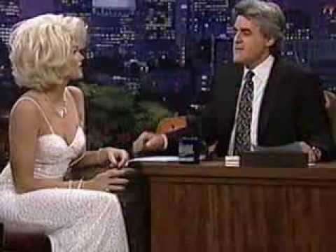 Cindy Crawford on The Tonight Show (1996) Halloween