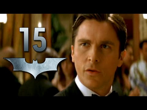 Road to Arkham Knight - Batman Begins - Wayne Manor - Gameplay Walkthrough Part 15