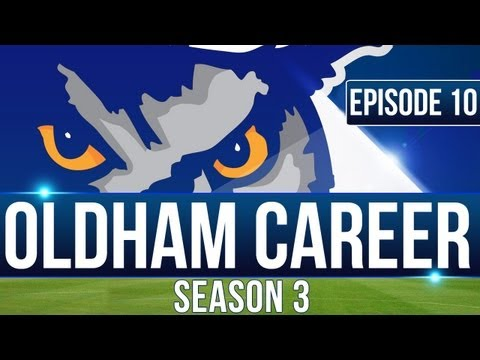 FIFA 13 Oldham Career | TRANSFER WINDOW OPEN - EP10 S3