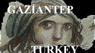Turkey-Gaziantep (Zeugma Mosaic Museum) Part 6
