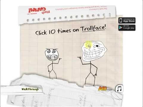 Trollface Quest 1 - PRIMER VIDEO DEL CANAL:3