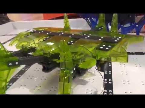 Hexbug VEX Robotics Construction Set - 4 in 1 Kit