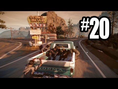 State of Decay Gameplay Walkthrough - Part 20- AN UNREAL ENDING!! (Xbox 360 Gameplay HD)