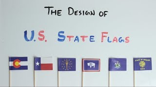 The Design of U.S. State Flags