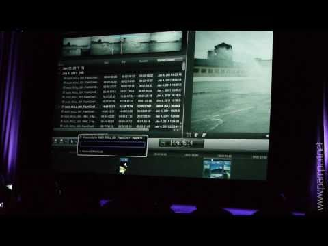 Supermeet Las Vegas Nab 2011 Apple annonce Final cut pro X (part 2)