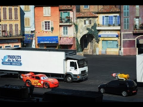 Moteurs Action Stuntshow at Disneyland Paris