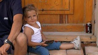پناهجویان در اردوگاه مرزی بین صربستان و مجارستان شرایط «بسیار بدی» دارند
