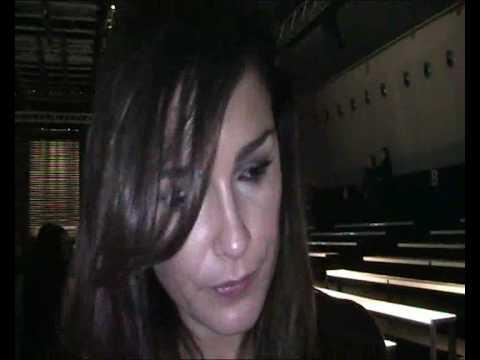 Intervista ad Alena Seredova – Sfilata Ermanno Scervino – www.fashiontimes.it