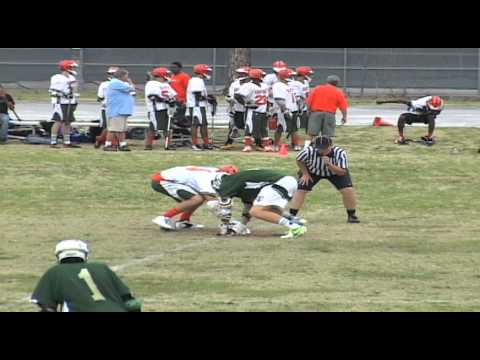BRADEN DOYLE - #44 - Defense/LSM - Varsity Lacrosse - Trinity Catholic High School - 05/14/2013