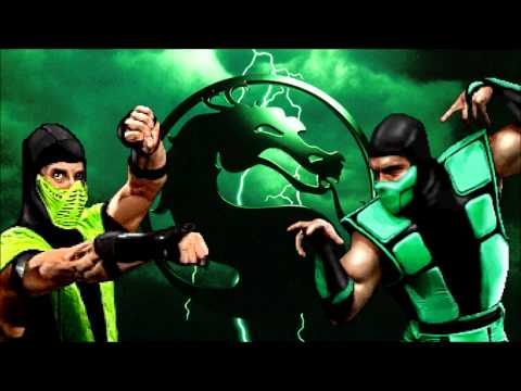 Mortal Kombat Style - Reptile's Theme (traci Lords - Control) video