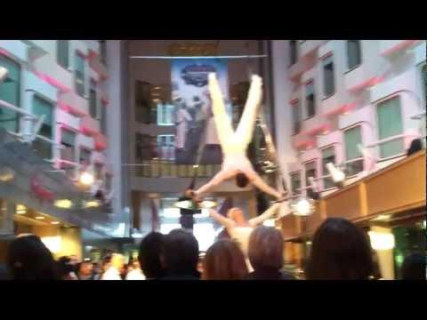 Silja Serenade ship entertainment 1 April 2012