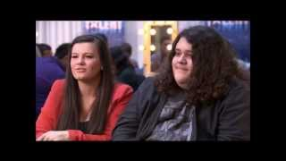 Jonathan and Charlotte - Britains Got Talent 2012 audition - Subtitulos Español