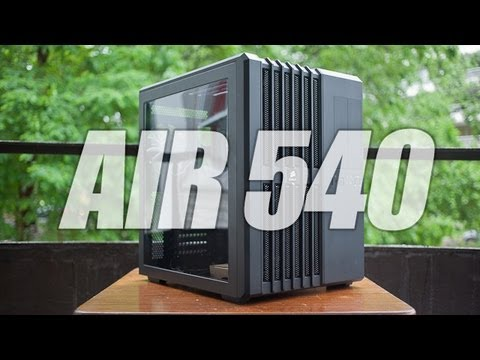 Corsair Carbide AIR 540 Cube Case Review