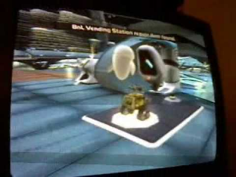 WALL-E Game Walkthrough part 8 1/2