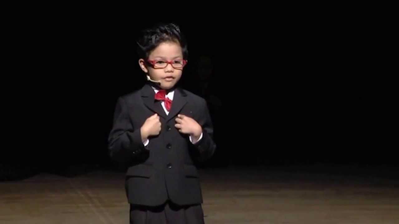 speeches for kids